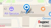 Компания Оберег на карте