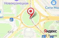 Схема проезда до компании Телесемь« В Новокузнецке» в Новокузнецке