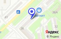 Схема проезда до компании ДЕТСКО-ЮНОШЕСКАЯ СПОРТИВНАЯ ШКОЛА ОЛИМПИЙСКОГО РЕЗЕРВА ПО ШАХМАТАМ в Новокузнецке
