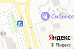 Схема проезда до компании Привал в Ильинке