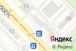 Схема проезда до компании Благоприятная Среда-Основа Жизни в Новокузнецке