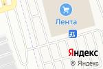 Схема проезда до компании Банкомат, Кузнецкбизнесбанк в Ильинке
