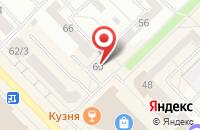 Схема проезда до компании Полюс Общество С Ограниченной Ответственностью в Новокузнецке