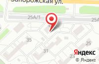 Схема проезда до компании Зэт Новокузнецк в Новокузнецке