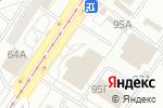 Схема проезда до компании Магазин штор в Новокузнецке