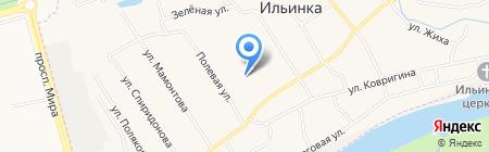 ВэстКомСнаб на карте Бедарево