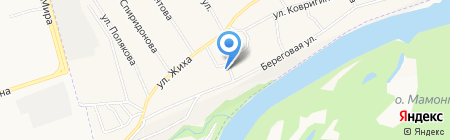 Врачебная амбулатория на карте Бедарево