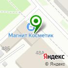 Местоположение компании ИнМет ТК