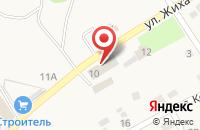 Схема проезда до компании Строительный магазин в Ильинке