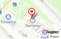 Схема проезда до компании Дорогое Удовольствие в Новокузнецке