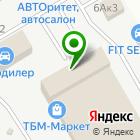 Местоположение компании КУЗНЕЦКДЕКРА