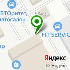 Местоположение компании КУЗНЕЦКДЕКРА, НПСТ