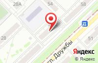 Схема проезда до компании Промэлектромонтаж в Новокузнецке