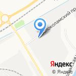Водник-1 на карте Новокузнецка