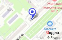 Схема проезда до компании АПТЕКА ЧУДО ДОКТОР в Новокузнецке