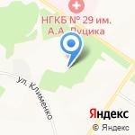 МебельПлюс на карте Новокузнецка