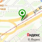 Местоположение компании Матрас.ру - матрасы и спальные принадлежности