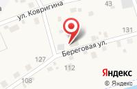 Схема проезда до компании Фартовый в Ильинке
