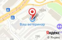 Схема проезда до компании Простые Решения в Новокузнецке