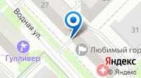Компания НовеТехнолоджи-Кузбасс на карте