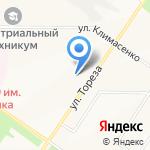 SV studio на карте Новокузнецка