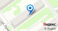 Компания Гефест на карте