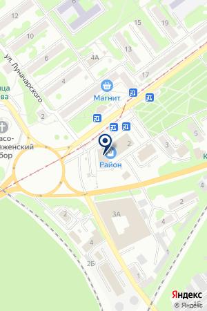 СЕРВИСНАЯ ФИРМА СУМИТЕК ИНТЕРНЕЙШНЛ на карте Новокузнецка