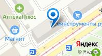 Компания ФИНЕСТРА на карте