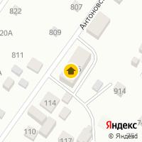 Световой день по адресу Россия, Кемеровская область, Новокузнецк, ул. Антоновская,116