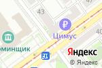 Схема проезда до компании Киоск фруктов и овощей в Новокузнецке