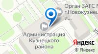 Компания Дверицентр на карте