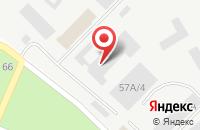 Схема проезда до компании Торговый дом  в Новокузнецке