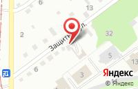 Схема проезда до компании Ум-Тм в Новокузнецке