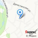 Детский сад №35 на карте Новокузнецка