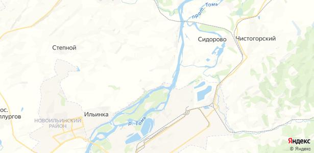 Шорохово на карте