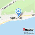 Надежда на карте Артыбаша