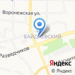 Фарма на карте Новокузнецка