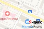 Схема проезда до компании Кречетова Г.П. в Осинниках