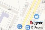Схема проезда до компании Подсолнух в Осинниках