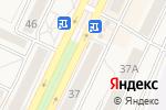Схема проезда до компании НК-Текс в Осинниках