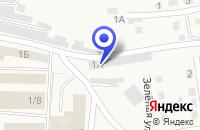 Схема проезда до компании СКЛАД ЖДАНОВ О.В. в Осинниках