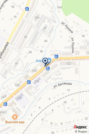 ТФ БЕЛУШКИН В.Л. на карте Осинников