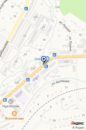 ЧП АВТОМОЙКА СИБКОМ на карте Осинников