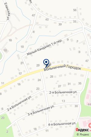 КОТЕЛЬНАЯ ТЕПЛОЭНЕРГО на карте Осинников