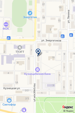 МАГАЗИН КОКЕТКА на карте Мысков