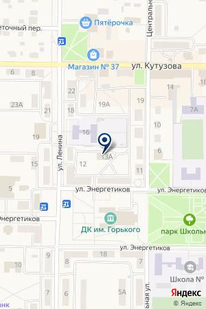 ДЕЗИНФЕКЦИОННАЯ СТАНЦИЯ на карте Мысков
