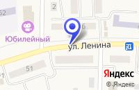Схема проезда до компании МАГАЗИН МЕГАПОЛИС в Мариинске