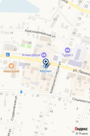 ФОТОСАЛОН ФОТО МИР на карте Мариинска