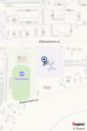 МАГАЗИН ЗА РУЛЕМ на карте Мариинска