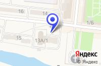 Схема проезда до компании НАСТОЯТЕЛЬ ЦЕРКВИ в Таштаголе